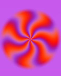 hypnotique, ''en mouvement'', amusant bonbon