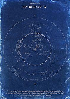 Map: The Grand Circle.