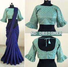 Sana silk saree and pastel blouse  To buy pls contact 9789055293 #saree #sareeblouse #sareedesign #designersaree #sareelove #sareeidea #readymade blouse #designerblouse #boatneck #nddesigner