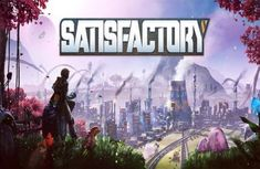 Satisfactory Trainer Satisfactory is a simulation game created by Coffee Stain Studios. It is a first-person open world exploration and factory building game. Tower Defense, Goat Simulator, Youtube Home, Studios, Indie, Set Game, Alien Planet, Building Games, Typing Games