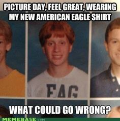 Picture Day | Originally shared by Ethan O'Donnell on Google+ #funny #funnypic #gay #gayhumor #humor