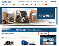 New Section on the Website www.jaltest.com – Videos and Tutorials.  Jaltest is pleased to announce the new section within its website: Videos and Tutorials. We hope this new multimedia section helps our customers to work even more efficiently with our Jaltest Multibrand Diagnostic tool.