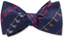 Ski Lift - bow tie