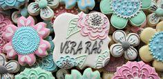 Cookies for Vera Rae. Flowers. Yankee Girl Yummies