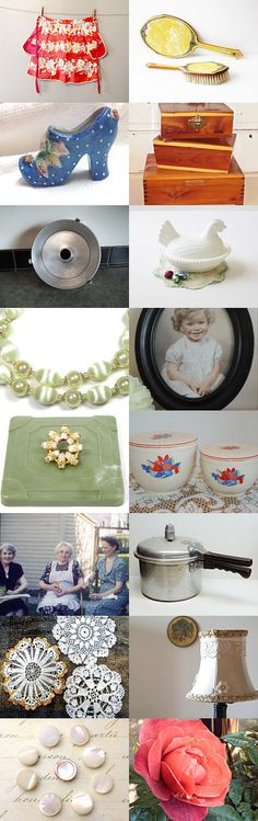 Things That Remind Me of Mom by Nancy on Etsy--Pinned with TreasuryPin.com