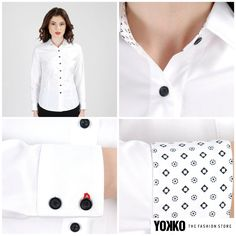 shirt#models#black#white