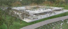 PARQUE MUSEO DE LUZ Imagen 3d