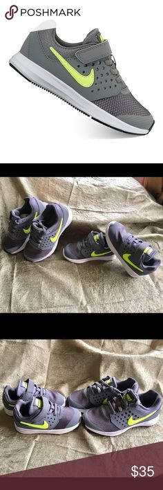 Nike Downshifter 7 youth Boys Shoes, ...
