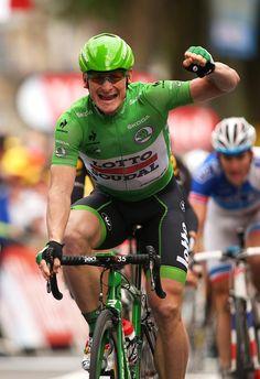 André Greipel (Lotto Soudal) / Ganador Etapa 5 / Stage 5 winner. (Getty Images Sport)