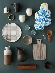 Craft Victoria Catalogue, The Ewing Farm. Location photography by Leesa O'Reilly, product photography Hilary Walker. #craftvictoria #craftvic #craftcatalogue Design Crafts, Design Art, Craft Victoria, All Craft, Ceramic Jewelry, Old Art, Crafts To Make, Catalog, Fine Jewelry