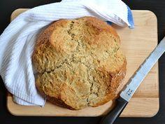 brown butter soda bread (via budget bytes)