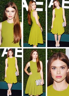 Holland Roden at Claiborne Swanson Frank's Young Hollywood Book Launch in Beverly Hills on October 2nd, 2014