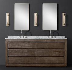 All Standing Vanities   RH Modern