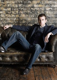 Neville after he started his male modeling career... (seriously, the boy looks good!)