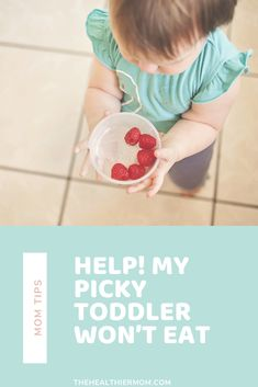 Are you having trouble with your toddler not wanting to eat even the most basic foods? I share my tips and suggestions that worked for me. Check it out! Toddler Wont Eat, Picky Toddler Meals, Toddler Lunches, Toddler Dinners, Bad Mom, Baby Finger Foods, Homemade Baby Foods, Baby Led Weaning, Baby Milestones