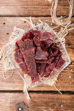 BBQ Beef Jerky Recipe with Sichuan