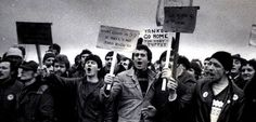 miners strike - 1984/1985