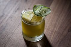 The Green Juice #Cocktail: New Yorkers Are Now Boozing and Detoxing Simultaneously