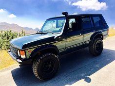Range Rover 1989