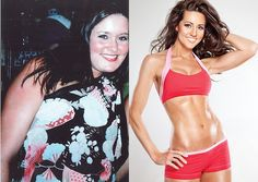 Focusing on one small goal at a time helped Kelsey Byers drop 40 pounds and achieve the body of her dreams.