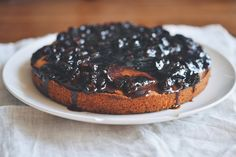Drunk Christmas Cake with Raisins and Prunes Recipe http://food52.com/blog/9351-drunk-christmas-cake-with-raisins-and-prunes #Food52