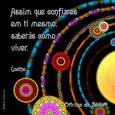 Goethe - ilustração de Josana Camilo