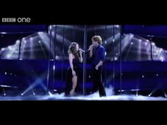 "Denmark - ""In A Moment Like This"" - Eurovision Song Contest 2010 - BBC One"