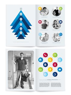 White Pages on Behance