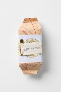 Love this soap packaging @ Anthropologie.