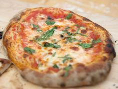 Margherita Pizza Recipe : Debi Mazar and Gabriele Corcos : Recipes : Cooking Channel Pizza Recipes, Cooking Recipes, Cooking Ideas, A Food, Food And Drink, Drink Wine, Debi Mazar, Joy Of Cooking, Cooking Tv