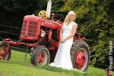 I want a picture like this when I get married! On the farm with the BN