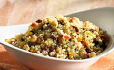 Quinoa Meditteranean Salad