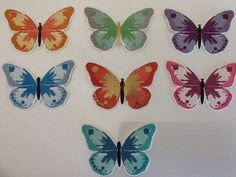 CraftyCarolineCreates: OMG! Watercolor Wings! I am in love :) Stampin Up UK