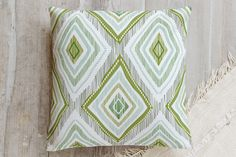 imperfectly perfect ikat by Carolyn Nicks at minted.com