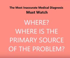 The Most Inaccurate Medical Diagnosis Must Watch