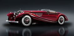 1935 Mercedes Benz 500k Special Roadster