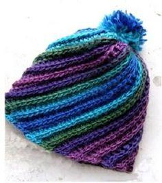 spirálová čepice Crochet Cap, Crochet Stitches, Crochet Patterns, Ski Hats, Crochet Clothes, Caps Hats, Headbands, Christmas Diy, Knitted Hats