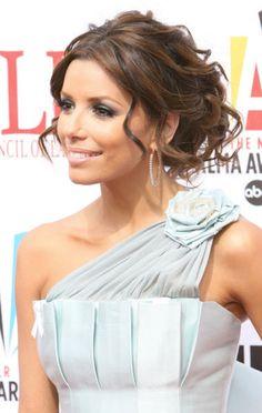 Short to Medium Bridal Hair | Short Hairstyles Updos - 2013 hairstyles, hairstyles 2013 women, short ...