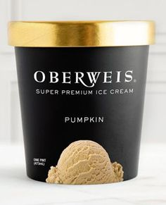 Can't decide between pie and ice cream? Maybe you don't have to. Our seasonal pumpkin ice cream is a fusion of cinnamon, ginger, and clove blended with fresh pumpkin puree. Now, that's a reason to save room for dessert. Available in pints and quarts. #oberweisicecream #simplythebest Pumpkin Ice Cream, Pumpkin Puree, Best Ice Cream Flavors, Pints, Canning, Tableware, Cinnamon, Desserts, Delivery
