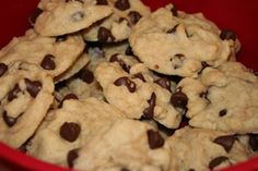 #30DOC Day 15: Lemon Chocolate Chip Cookies
