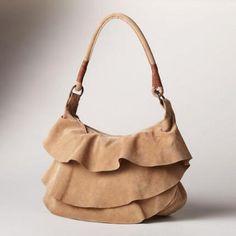 GENTLE CASCADE SLOUCH BAG
