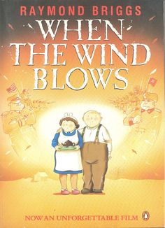 Buy When the Wind Blows by Raymond Briggs at Mighty Ape NZ. Raymond Briggs' now famous bestselling comic cartoon book depicts the effects of a nuclear attack on an elderly couple in his usual humorous yet . Hd Movies, Movies To Watch, Saddest Movies, Movies Free, Movies 2019, Movies Online, Blow Movie, Raymond Briggs, Classic Library
