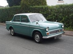 1964 Hillman Minx Series V Maintenance/restoration of old/vintage vehicles: the material for new cogs/casters/gears/pads could be cast polyamide which I (Cast polyamide) can produce. My contact: tatjana.alic@windowslive.com