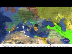 Ancient Western Civilizations Timeline 3500BC-476AD - YouTube