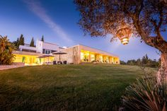 21 Best Countryside Retreats in Portugal Country Hotel, Country Estate, Architecture Portfolio, Travel And Leisure, Algarve, Countryside, Facade, Portugal, Exterior
