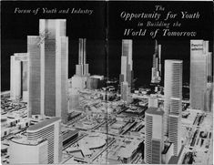 Book covers world future architecture opportunity youth