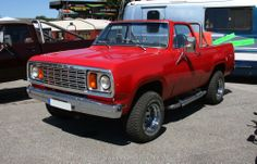 Dodge Ramcharger | Dodge 1977 Ramcharger 1 The History Of Cars Exotic Customs