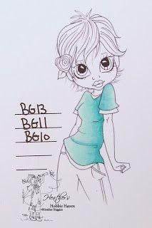 BG13, BG11 & BG10 Color Combo - bjl