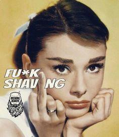 """"""" Beard motivation ~~ Fuck Shaving ~~ Visit BrewingBeards.com #BrewingBeards #uygp #beard #beardgang #beards #bearded #beardlife #beardporn #beardown…"""""""