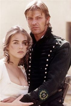 Sean Bean as Jason Malory with Elizabeth Hurley as Molly